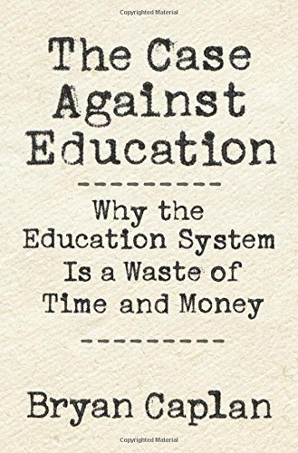Education, Integration, And Weapons Of Mass Migration, Etc