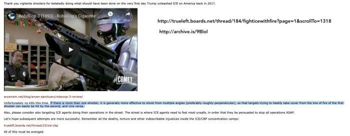 Antifa Shoot Up ICE Facility Weeks After Terror Bombing