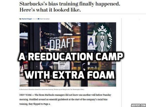 Starbucksreeducation