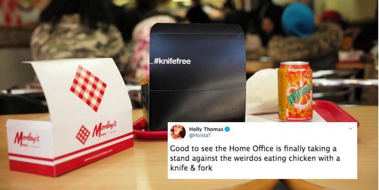 Affirmative Action & Epstein, Knife Crime & Fried Chicken