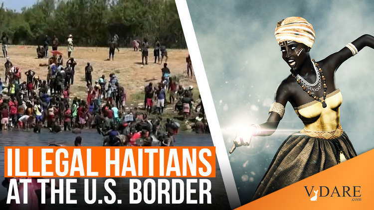 Ann Coulter On Our New Haitian Neighbors: Brush Up On Your Voodoo!