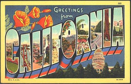 CaliforniaPostcardGreetings