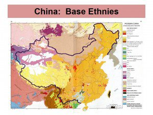 China: Base Ethnies