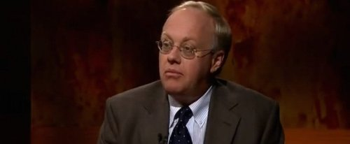 The NEW REPUBLIC On Chris Hedges' Plagiarizing--And Left-Liberal Delusions About