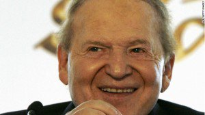 Adelson gloat