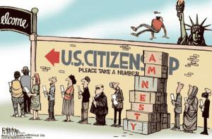 Amnesty wall