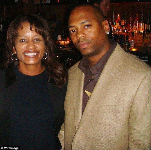 Rachel Noerdlinger, chief of staff of New York City Mayor's wife Chirlaine, with boyfriend, convicted killer Hassaun McFarlan