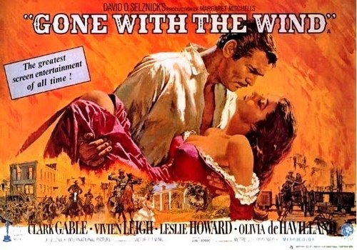 Gone with the wind1