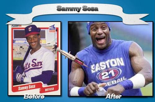 Sammy sosa before after steroids1