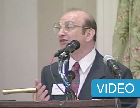 "Michael H. Hart speaking to the American Renaissance Conference in 1996:  ""Racial Partition of the United States"""