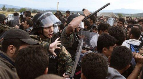 European Migrants. Credit: VDare.com