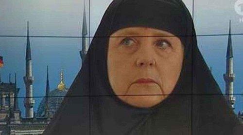 "Things not looking good for ""Mama"" Merkel"