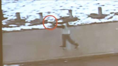 The late Tamir Rice, terrorizing the public with something that looks like a gun.