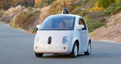 Google's self-driving city cars are now being tested on streets in Silicon Valley.