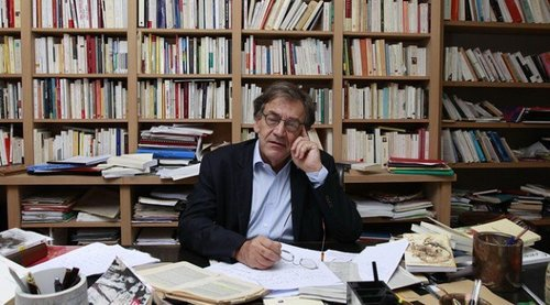 "Philosopher Alain Finkielkraut defended Nadine Morano, a former government minister, who repeatedly insisted France was a ""white race"" country."