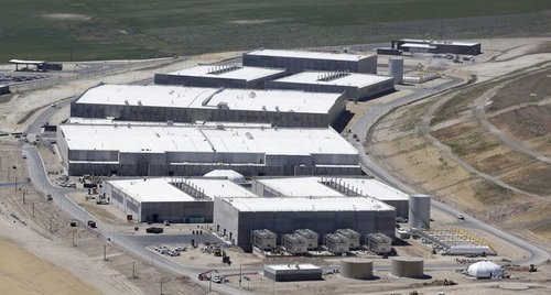 High res utah data center