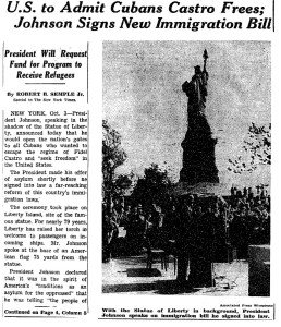 A Dismal Anniversary 50 Years Of The Immigration Act Of 1965 By