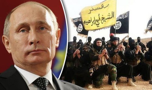 If Putin wants to fight ISIS, the US should encourage him.