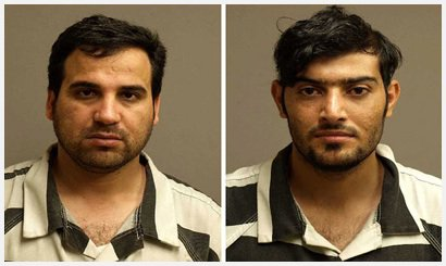 Iraqi refugees  Waad Ramadan Alwan and Mohanad Shareef Hamadi, , already convicted of terror plot after coming to America as refugees.