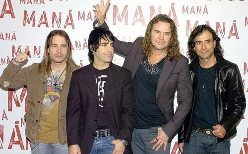 Mexican rock band Maná--white Mexicans who think Trump is racist.