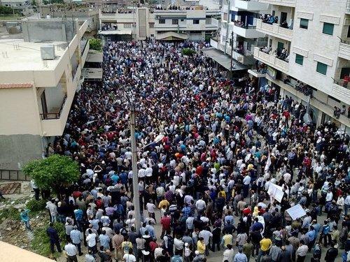 Banyas demonstration