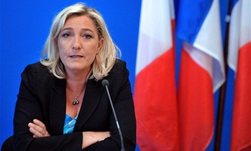 Marine Le Pen is a patriot—and so BOTH opposing parties cooperated to stop her.