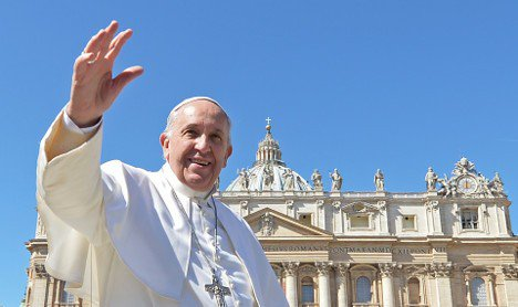 For his part, Pope Francis is hosting ONE Syrian Christian family in Vatican City.