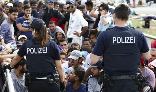 Refugees germany