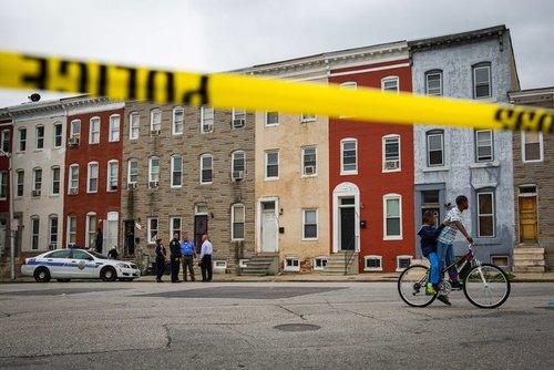 Baltimore listy jumbo
