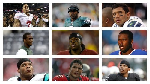 Black quarterbacks nfl