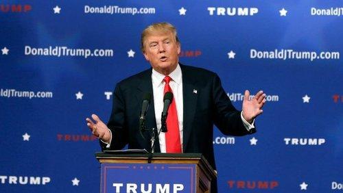 Donald trump gop
