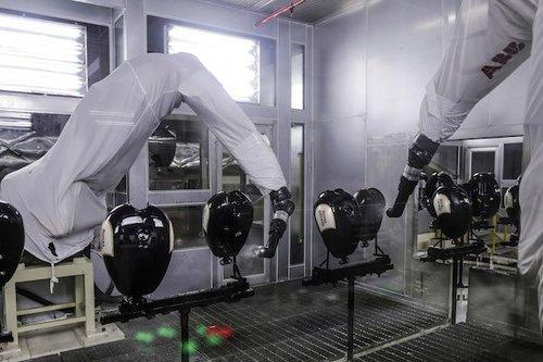 Indiarobotmotorcyclefactory