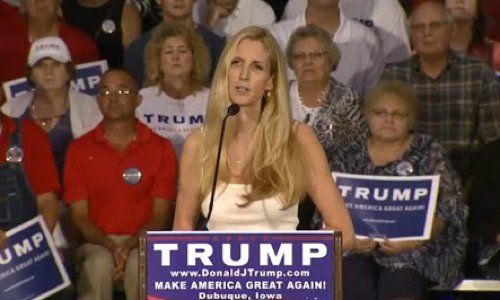 Coulter trump feat