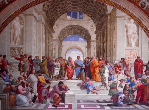 teachings of socrates plato and aristotle