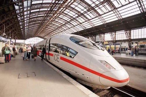 Germanyrailwaytrain