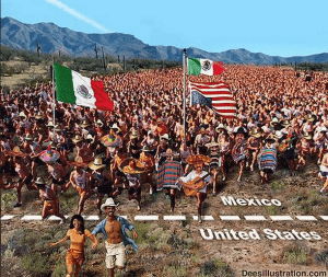 Mexicanflashmob