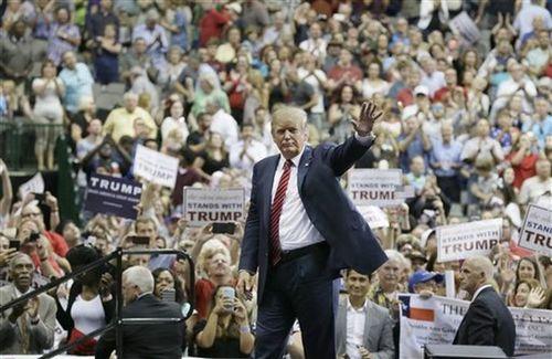 Trump dallas