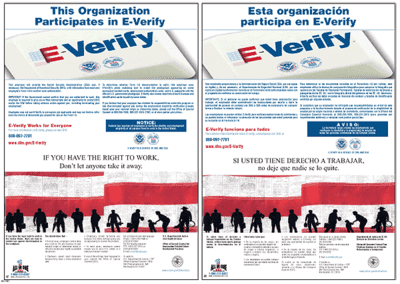E-verify Bilingual Big