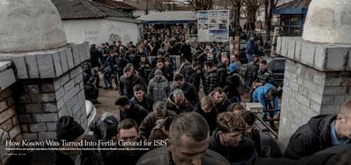 How kosovo was turned into fertile ground for isis   the new york times   2016 05 22 13.44.28