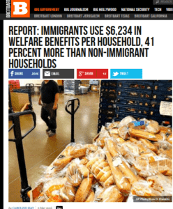 Report_Immigrants_Use_$6,234_in_Welfare_Benefits_per_Household,_41_Percent_More_than_Non-Immigrant_Households_-_Breitbart_-_2016-05-09_11.01.11