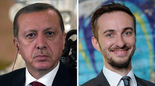 Erdoganandthecomedian