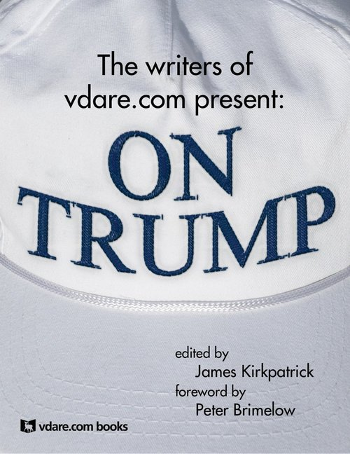 Vdare ontrump cover