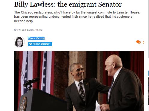 Billy lawless the emigrant senator   2016 06 05 19.13.13