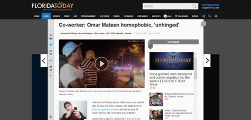 Co worker omar mateen homophobic unhinged   2016 06 12 23.41.02