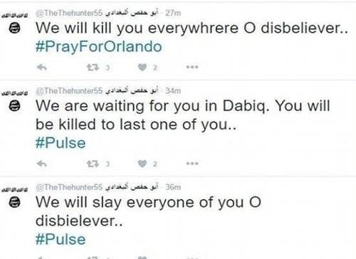 Isis islamic state omar mateen orlando florida pulse club shooting terror america 551676
