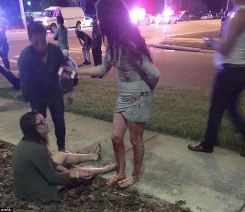 Orlando atrocity