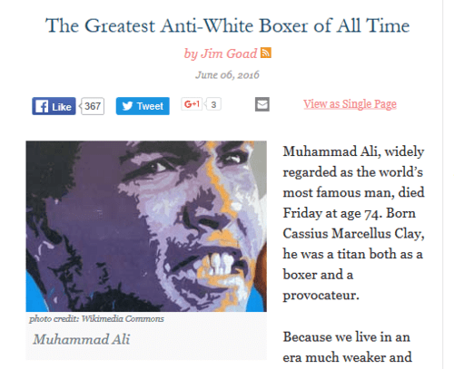 The greatest anti white boxer of all time   taki s magazine   2016 06 06 20.54.18