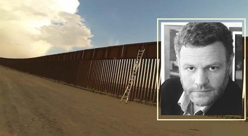 Arizona border fence with ladder 1 630x347