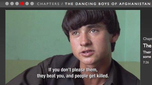 Dancing boys afghanistan bacha bazi
