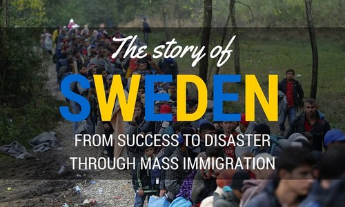 Sweden mass immigration